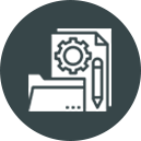 Project Management COE Icon