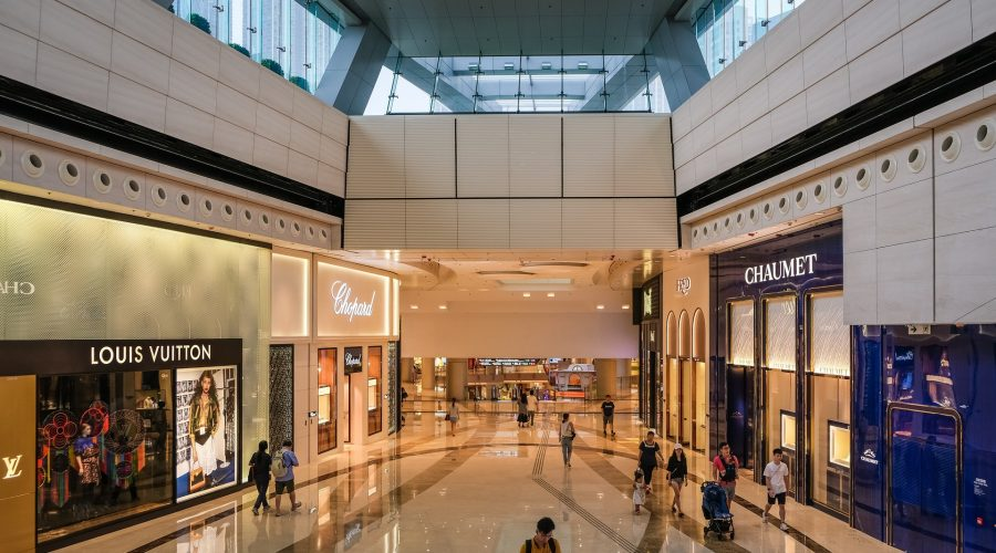What is Shopping Mall Revenue Management