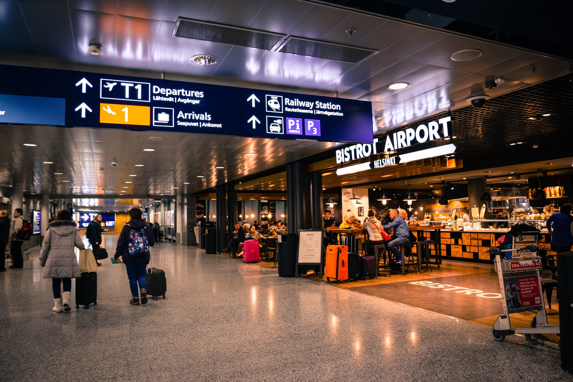 Boosts Profit & Productivity Of Airport Business Through Mall-In-Box