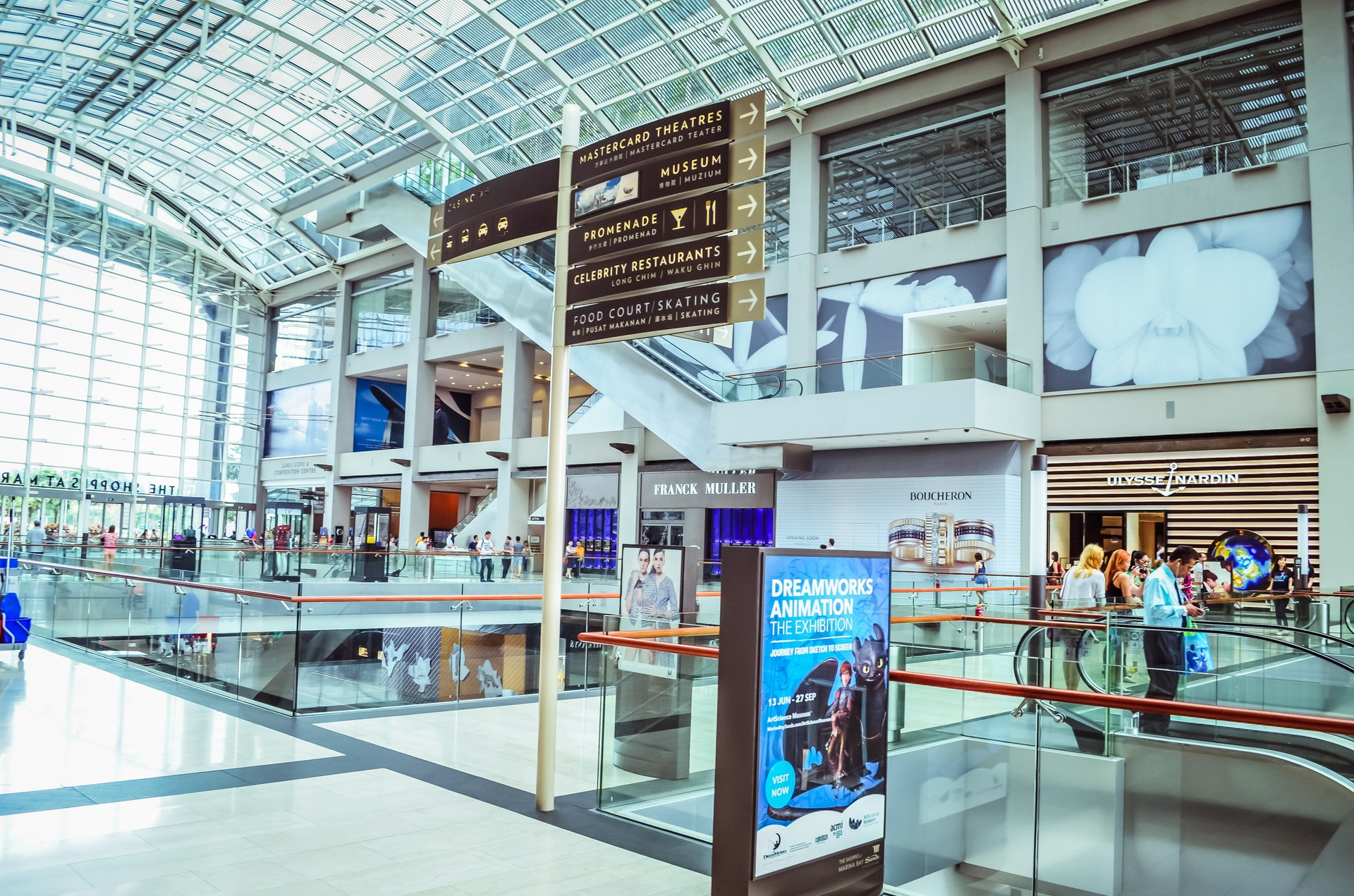 Winning the loyalty game for your shopping mall With Oken SaaS Platform